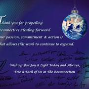 2010〜2011の米リコネクション・オフィスのGreetings