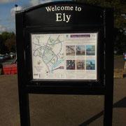 Elyの街