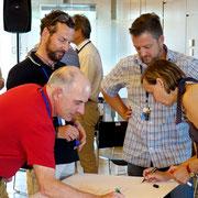 ProLindau | Kick-off-Meeting mit dem neuen Vorstand | 25. Juni 2019