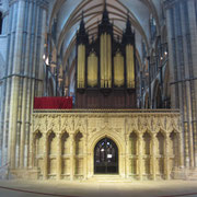 Chorreise nach Lincoln Cathedral, UK