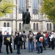 Chorreise nach Leipzig