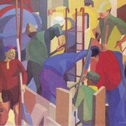 Colata di cemento (1955-57)