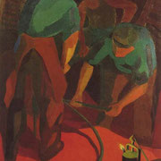 Lavoro in miniera (1956)