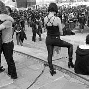 Rockkonzert in Quito