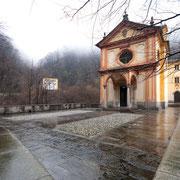 Sacro Monte Brissago