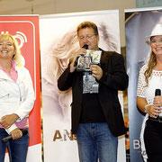 Birgit Langer & Andrea Schönecker mit Jens Seidler