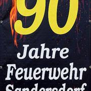90 Jahre Feuerwehr Sandersdorf
