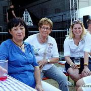 Karin Franke, Lindas Oma & Dana Brüning