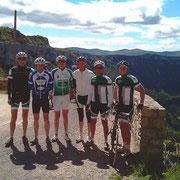7 cols en Cévennes - En haut de Navacelles