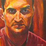 Vitali Klitschko  60x60 cm