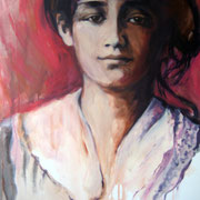 Camille Claudel  60 x 80 cm