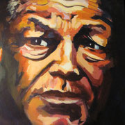 Willy Brandt   80x100 cm