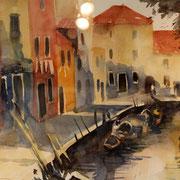 Venedig I  Gisa Gudden