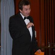 Erster Vorstand Dieter Herzog