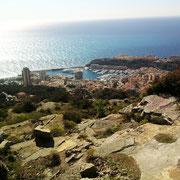Sortie club de spéléologie de Monaco le 21/04/2012