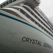 Concert sur le Crystal Serenity le 01/06/2012