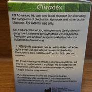 Cliradex Beschreibung