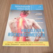 Florian Nitzinger in der Zeitschrift doktor Stutz