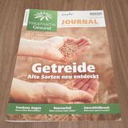 Florian Nitzinger kooperierte mit dem Journal und der Sendung Hauptsache Gesund vom MDR