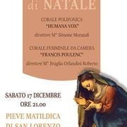 17 dicembre 2016 - Pieve Matidilca di san Lorenzo a Pegognaga (Mn)