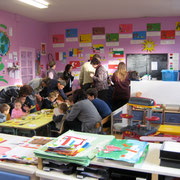 In einer französischen Schule