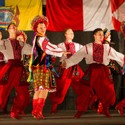 VOLYA Ukrainian Danse Ensemble - Photo M.RENARD/FOLKOLOR 2012
