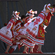 VOLYA Ukrainian Danse Ensemble - Photo D.CAUVAIN/FOLKOLOR 2012