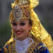 "Ensemble ""SABO"" (Ouzbékistan) - Photo D.CAUVAIN/FOLKOLOR 2012"