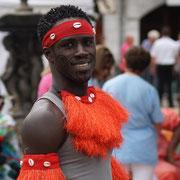 "Ballet ""Waato Siita"" (Sénégal) - Photo T.TEIXEIRA/FOLKOLOR 2012"