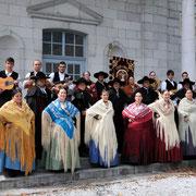 """Asociacion Folklorica """"Cristo de la Veracruz"""" (Espagne) - Photo G.SIGRO/FOLKOLOR 2012"""