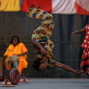 "Ballet ""Waato Siita"" (Sénégal) - Photo D.CAUVAIN/FOLKOLOR 2012"