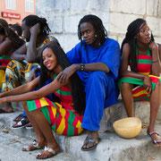 "Ballet ""Waato Siita"" (Sénégal) - Photo M.RENARD/FOLKOLOR 2012"