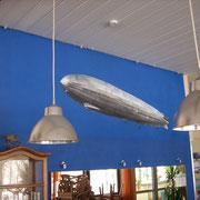 Zeppelin fürs CAP Rotach