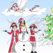 OC´s Frohe Weihnachten