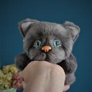 """Katze """"Kato""""(verkauft)"""