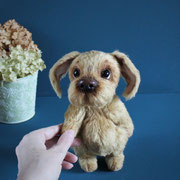 "Hund ""Olga""(verkauft)"