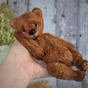 """Teddybär""""Charli""""(verkauft)"""