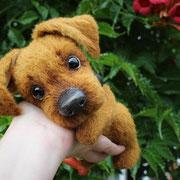 "Hund ""Barry""(verkauft)"