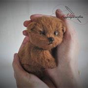"""Teddy """"Antoschka""""(verkauft)"""