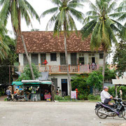 Colonial House in Battambang