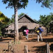 Trekking-Tour in der Provinz Ratankiri