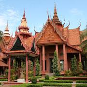 Das National Museum von Phnom Penh.