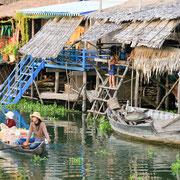 Kampong Plukk Bootsfahrt