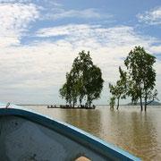Ta Keo - auf dem Weg zum Phnom Da.