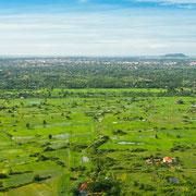 Ballonfahr über Siem Reap