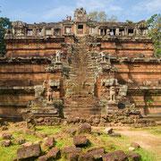 Der  Phimeanakas Tempel.