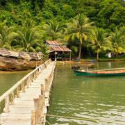 Der Ream Natinalpark bei Sihanoukville