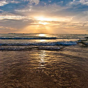 Victory Beach in Sihanoukville