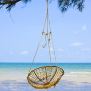 Bestes Reisewetter für Ihren Sommerurlaub am Strand.