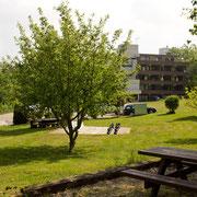 Park der BioMed Klinik